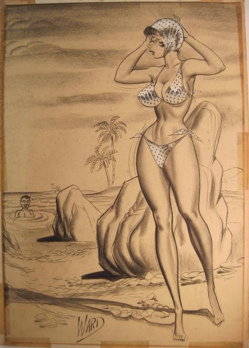 illustrations by Bill Ward7 (502x700, 389Kb)