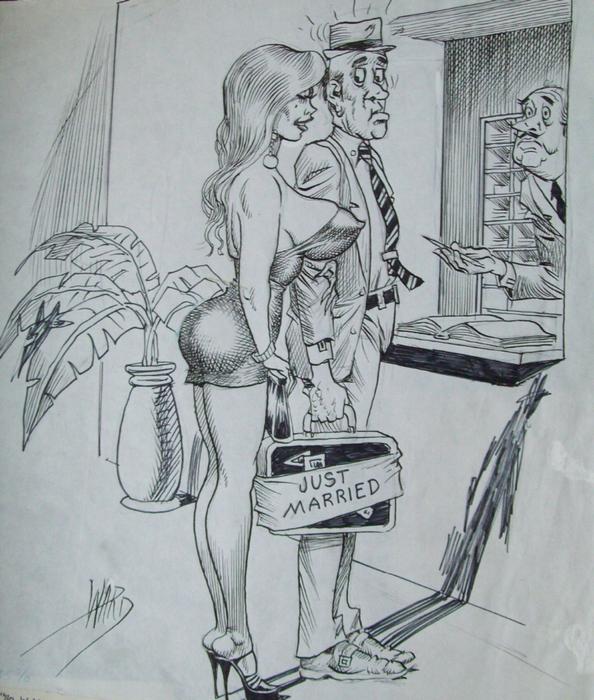 illustrations by Bill Ward8 (594x700, 506Kb)