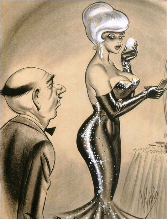 illustrations by Bill Ward8а (533x700, 387Kb)