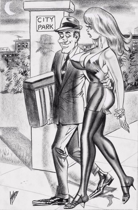 illustrations by Bill Ward11а (460x700, 250Kb)