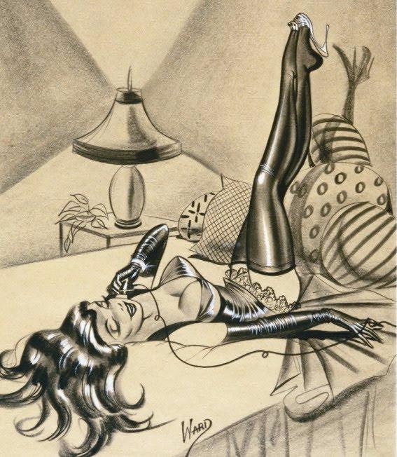 illustrations by Bill Ward18а (567x652, 341Kb)