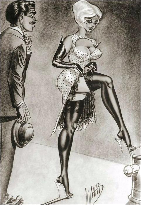 illustrations by Bill Ward411 (482x700, 323Kb)