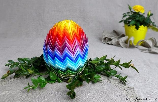 Шелковые пасхальные яйца. Для вдохновения (24) (622x401, 205Kb)