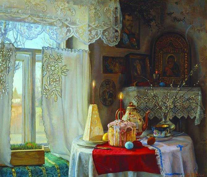 пасха в живописи 4 (670x574, 278Kb)