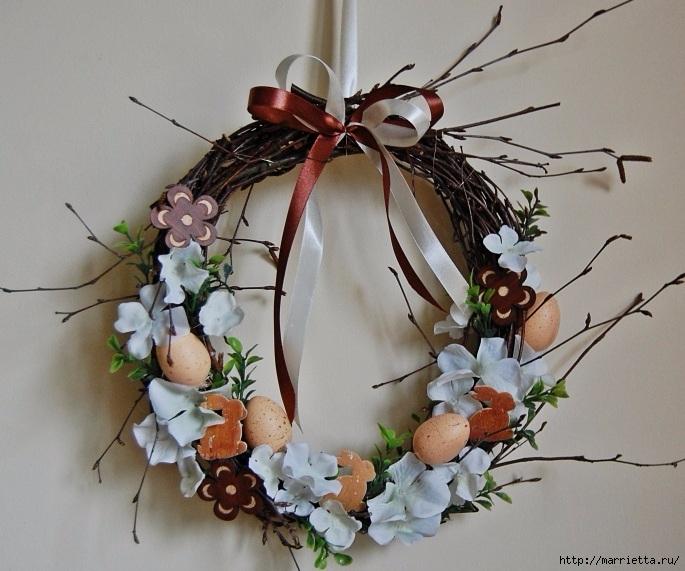 Пасхальный декор. Красивые идеи к празднику (1) (685x571, 243Kb)
