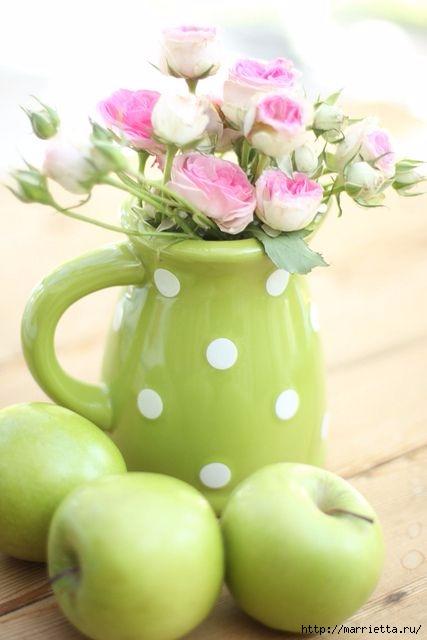 Пасхальный декор. Красивые идеи к празднику (17) (427x640, 110Kb)