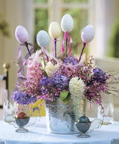 Пасхальный декор. Красивые идеи к празднику (49) (397x480, 195Kb)