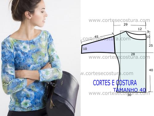блуза (500x378, 201Kb)