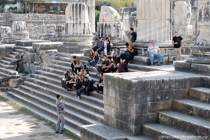 Shraddha_trаvel Турция 2016, Храм Апполона (4) (700x466, 385Kb)
