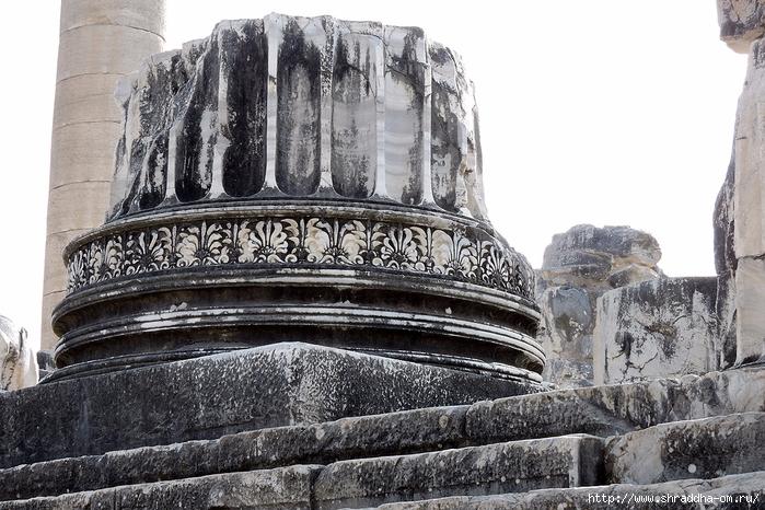 Shraddha_trаvel Турция 2016, Храм Апполона (11) (700x466, 314Kb)