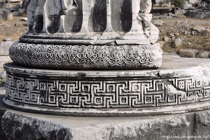 Shraddha_trаvel Турция 2016, Храм Апполона (13) (700x466, 393Kb)