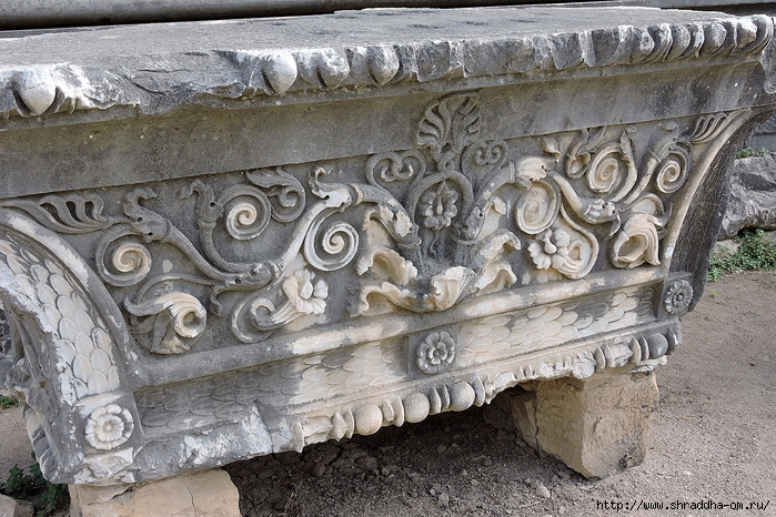 Shraddha_trаvel Турция 2016, Храм Апполона (21) (700x466, 371Kb)