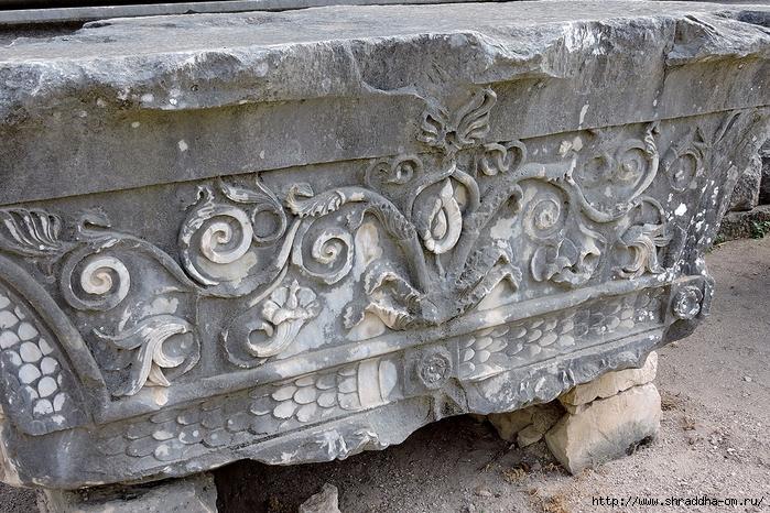 Shraddha_trаvel Турция 2016, Храм Апполона (22) (700x466, 380Kb)