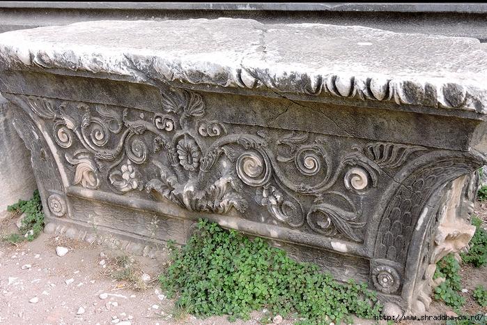 Shraddha_trаvel Турция 2016, Храм Апполона (24) (700x466, 397Kb)