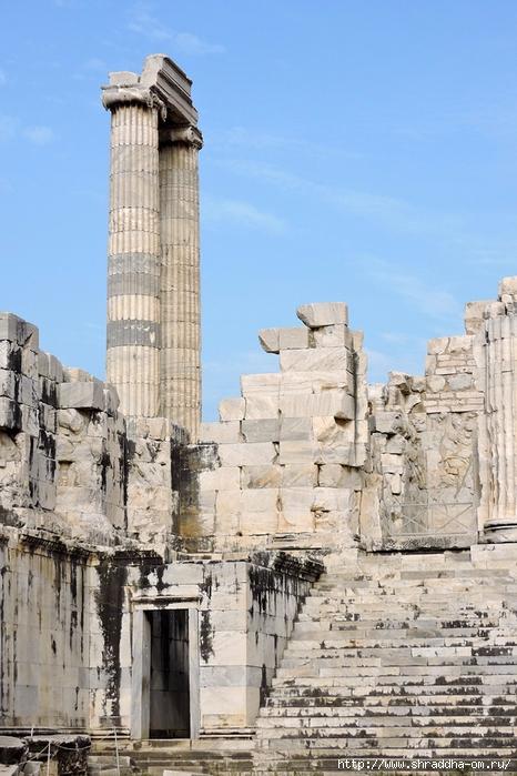 Shraddha_trаvel Турция 2016, Храм Апполона (26) (466x700, 289Kb)