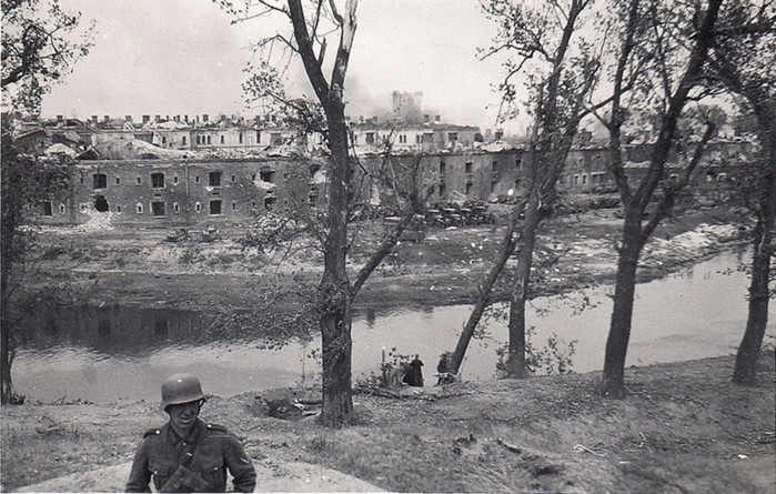 Настоящая история обороны Брестской крепости