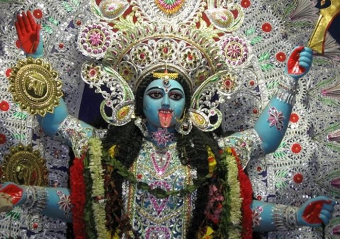 Самые страшные женщины-богини разных народов