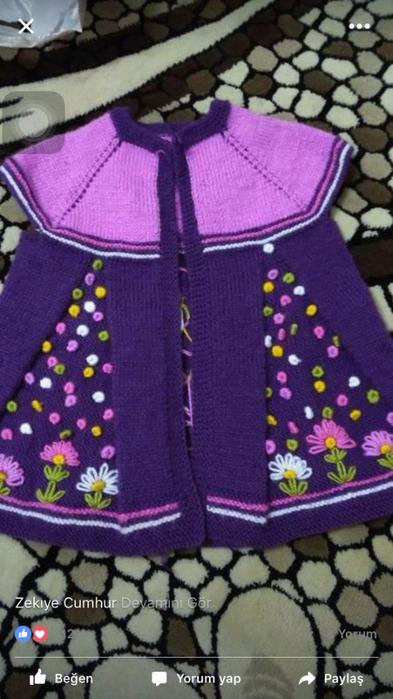 婴幼儿的创意服饰(外套) - maomao - 我随心动