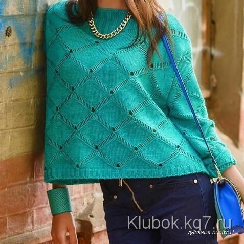 一件时髦的毛衣… - maomao - 我随心动