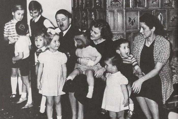 Как сложилась жизнь детей Гитлера