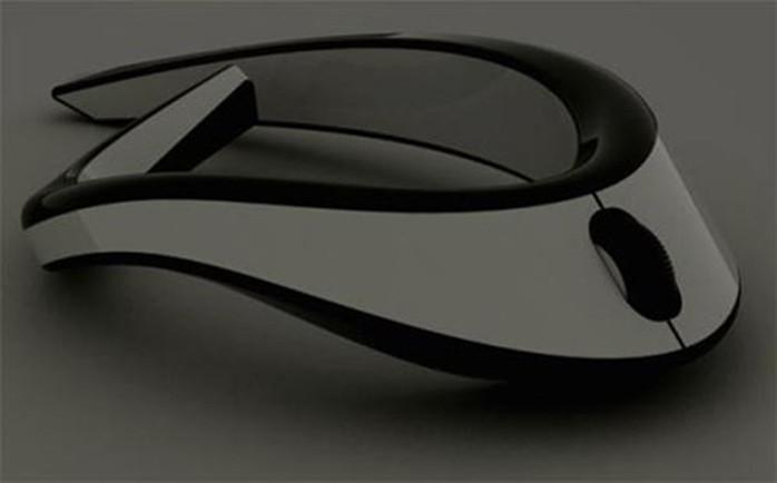Необычный дизайн компьютерной мыши (подборка)