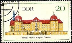 YtDD 1076  1х38 Schloss Moritzburg bei Drezden (253x152, 31Kb)