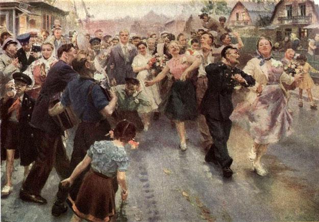 IMG1Хмелько_Шахтерская-свадьба_1957 (625x434, 234Kb)