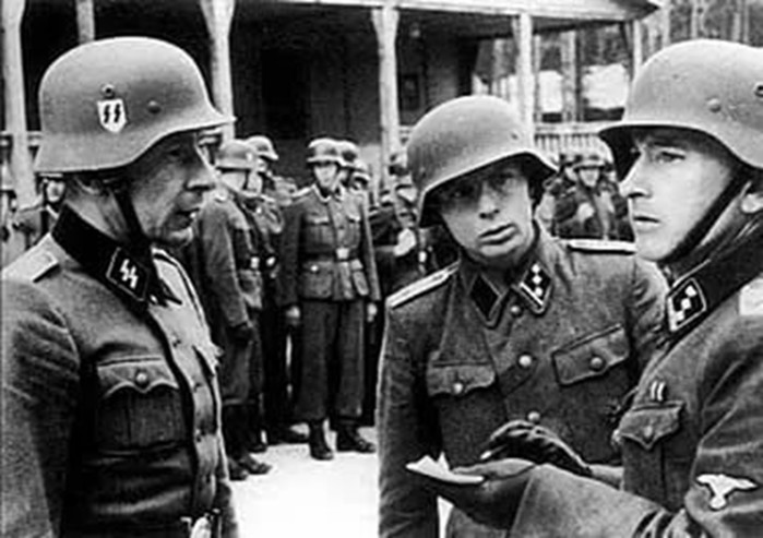 Как отряд SS «Дружина» ушел к партизанам