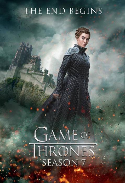 Игра престолов (Game of thrones) 7 сезона будет доступна уже скоро!