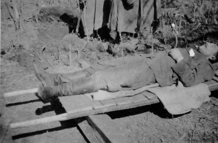 Михаил Ефремов   русский генерал, которого немцы хоронили с почестями