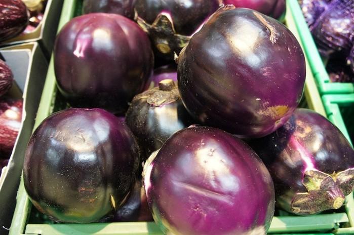 Как выглядели дикие овощи и фрукты до селекции