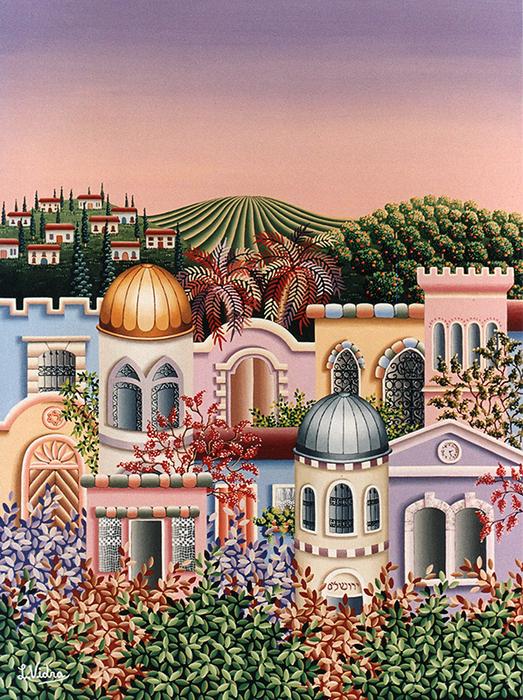 32-Jerusalem-IV-40x30-cm (523x700, 671Kb)