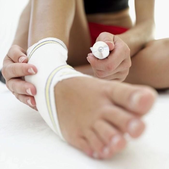 Проверенные народные средства для лечения пяточной шпоры