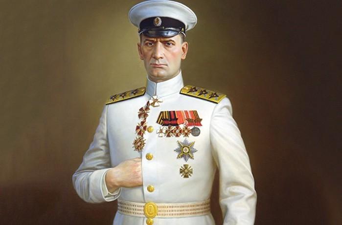 Адмирал Колчак: трагедия верховного правителя России