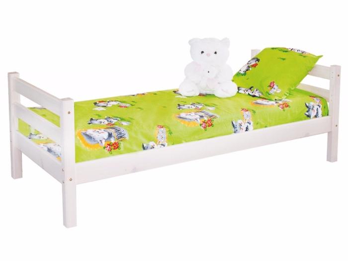 односпальная деетская кровать из массива дерева купить недорого дешево из цена от производителя мебели (700x525, 159Kb)