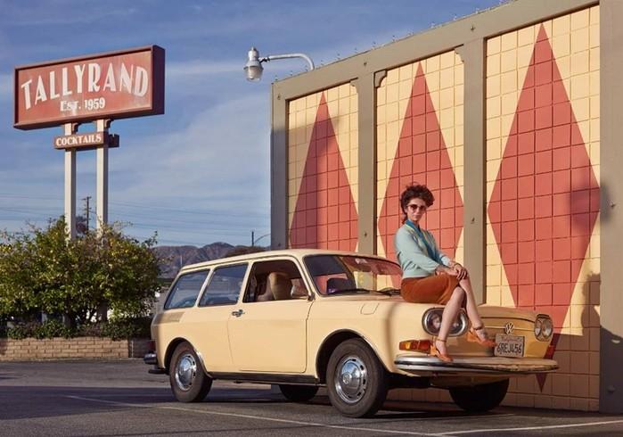 Американцы и их автомобили (фото Ryan Schude)