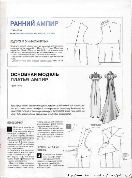 Вечерние платья с рукавами выкройки своими руками