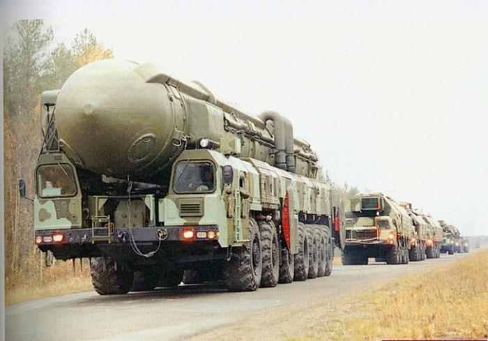 7 самых страшных баллистических ракет России