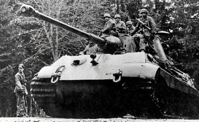 Как Германии хотела изменить ход войны в Арденнской операции