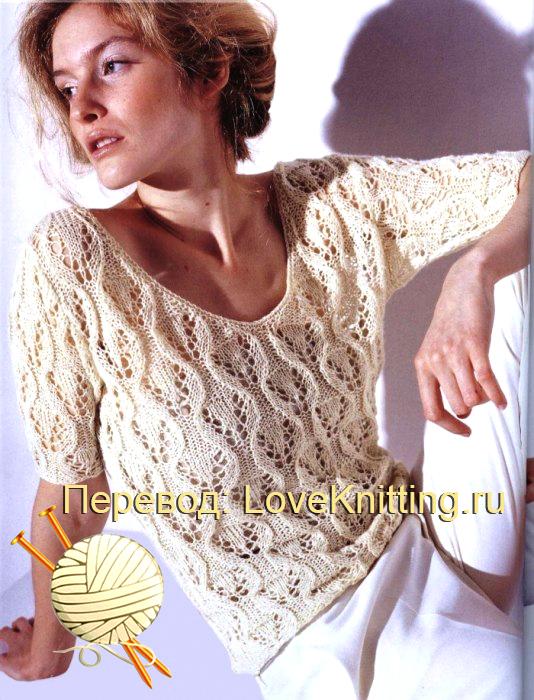 61 Ажурны пуловер на лето МТ2 (534x700, 341Kb)