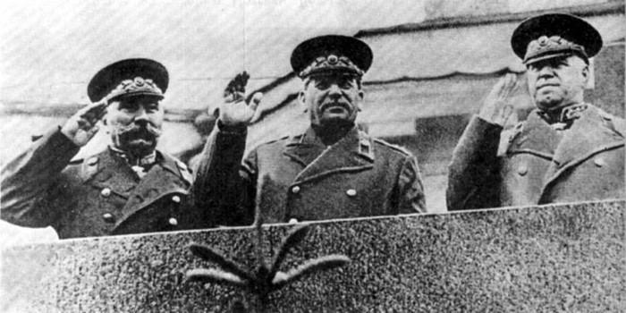 Любопытные факты о параде Победы 1945 года