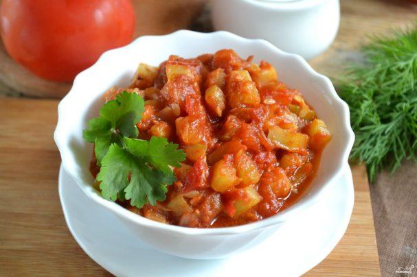 кушать овощное рагу и похудеть