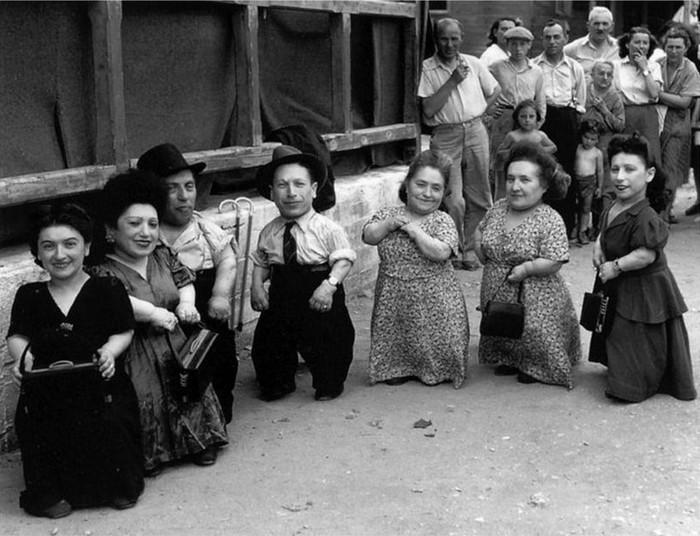 Жертвы опытов доктора Менгеле в концлагере Освенцим