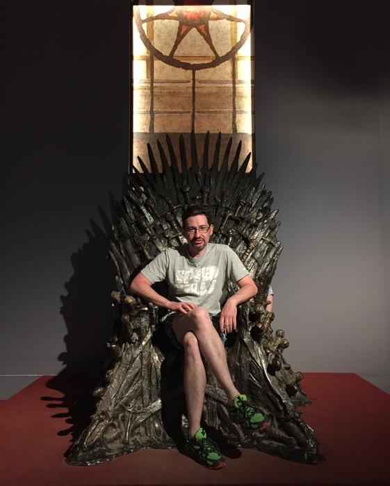 Тот самый трон