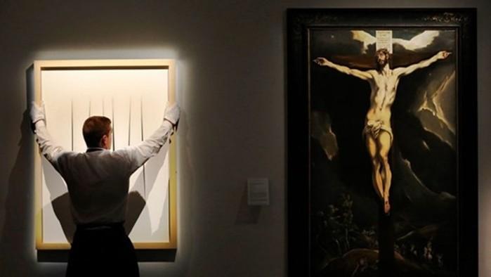 Самая дорогая картина Эль Греко «Молитва святого Доминика»