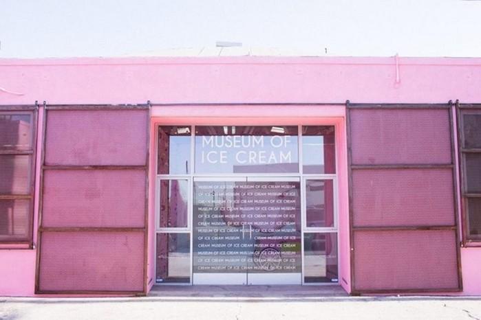Музей мороженого в Лос Анджелесе