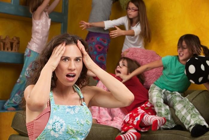 Три страшных греха, или О чем молчат молодые мамы