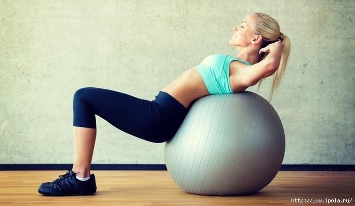 "alt=""Фитбол - эффективные упражнения при целлюлите!""/2835299_Fitbol__effektivnie_yprajneniya_pri_cellulite (700x406, 180Kb)"