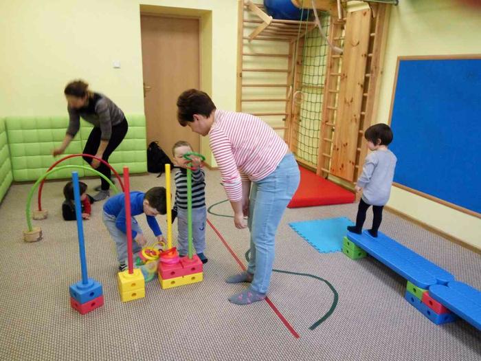 Детская физкультура в Джеронимо