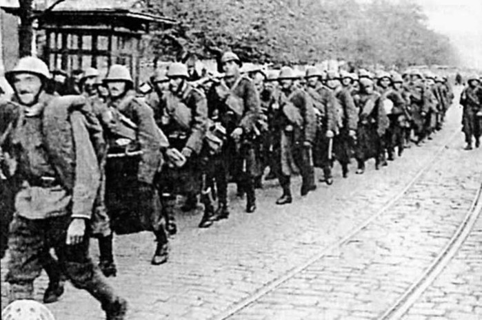 Как Румыния напала на Советский Союз в 1941 году